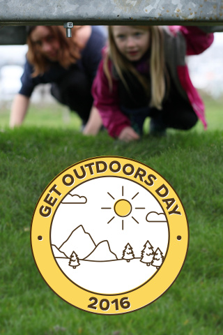 Get Outdoors Day Souvenir