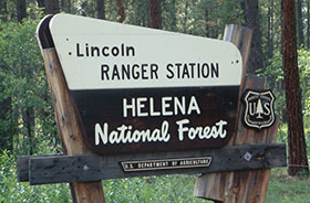 Lincoln Ranger Station