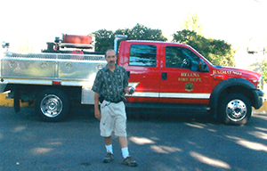 Fire Vehicle Helena