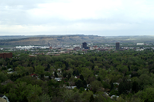 Billings Mt View