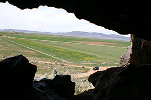 Cave from Inside