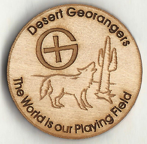 The Wooden Geocoin