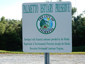 Sign for Preserve