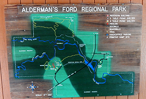 Alderman Ford Map