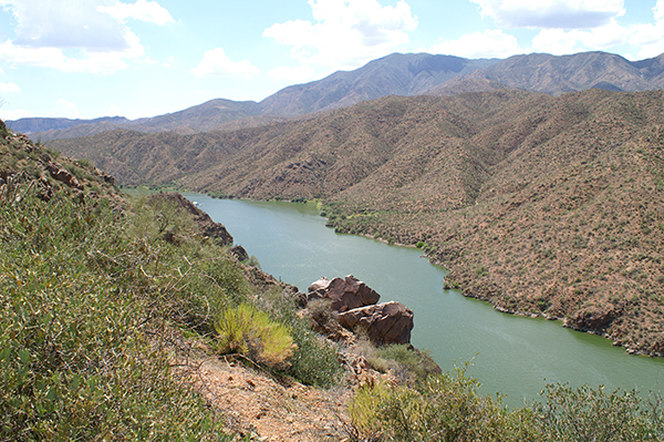 Roosevelt Lake View 2