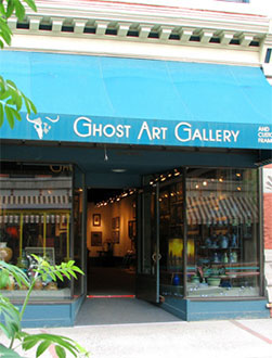 Ghost Art Gallery