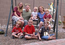 The Culbertson Family Summer 2008