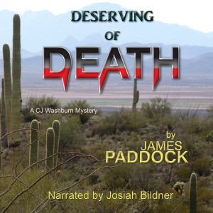 Deserving of Death Audio Book cover
