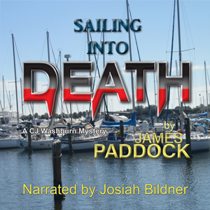 Sailing into Death Audiobook giveaway